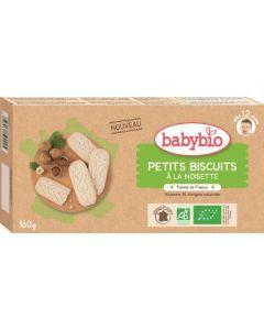 Babybio Petits Biscuits à la Noisette 160g