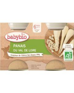 Babybio Panais du Val de Loire dès 6 mois 2x130g