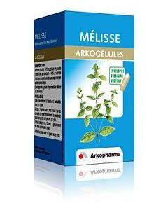 Arkogélules Mélisse 45 gélules