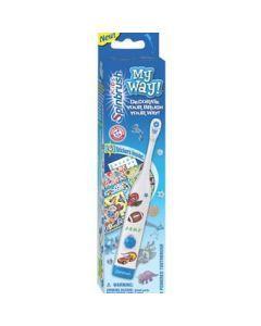 Spinbrush My Way Brosse à Dents Électrique Personnalisable Garçon