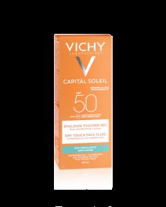 Vichy Capital Soleil Émulsion Toucher Sec SPF50+ 50ml