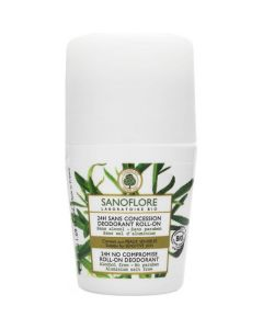 Sanoflore Déodorant Roll-on 24h Sans Concession 50ml