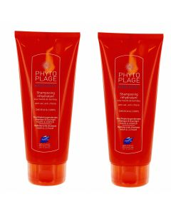 Phytoplage Shampooing Réhydratant Après Soleil Phyto 200mlx2