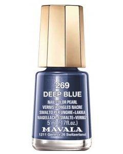 Mavala Mini Vernis 269 Deep Blue 5ml