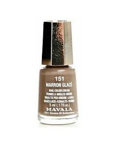 Mavala Mini Vernis à Ongles 151 Marron Glacé 5ml