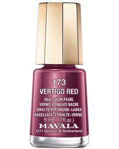 Mavala Mini Vernis à Ongles 173 Vertigo Red 5ml