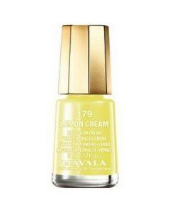 Mavala Mini Vernis à Ongles 179 Lemon Cream 5ml
