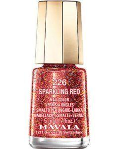 Mavala Mini Vernis à Ongles 226 Sparkling Red 5ml