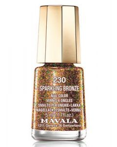 Mavala Mini Vernis à Ongles 230 Sparkling Bronze 5ml