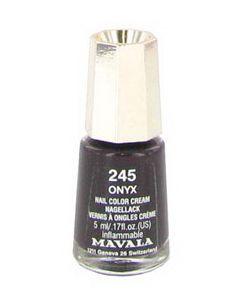 Mavala Mini Vernis 245 Onyx 5ml