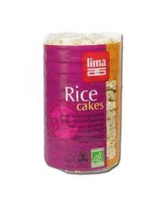 Lima Galettes Riz Quinoa 100g
