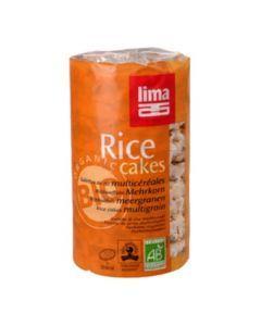 Lima Galettes Riz Multicéréals 100g