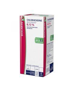 Chlorhexidine Biogaran 0,12% 300ml