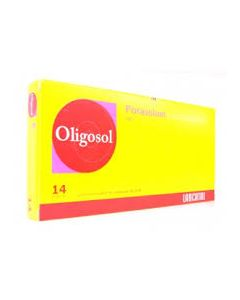 Oligosol Potassium 14 ampoules