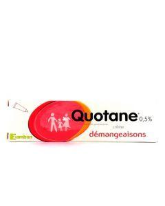 Quotane 0,5% Crème Démangeaisons 30g