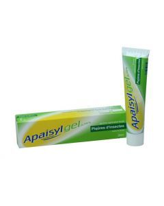 APAISYLGEL 0.75 % gel pour application locale Chlorhydrate d'isothipendyl