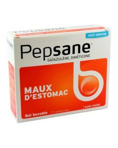 Pepsane Gel Buvable 12 Sachets
