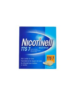 NICOTINELL TTS 7mg/24H dispositif transdermique