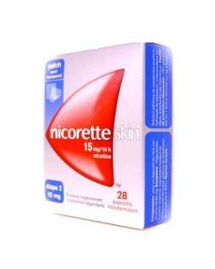 NICORETTE 15mg/16h dispositif transdermique