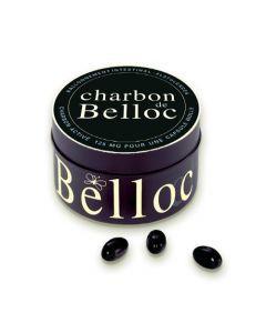 Charbon de Belloc - Boîte Métal 36 Capsules