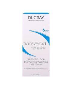 Transvercis Acide Salicylique 3,62mg/6mm