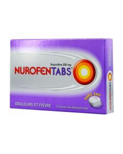 Nurofentabs 200 mg