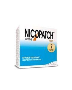 NICOPATCH 7mg/24h dispositif transdermique