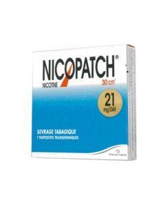 NICOPATCH 21mg/24h dispositif transdermique