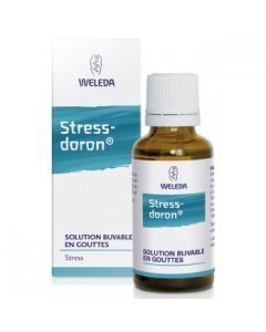Weleda Stressodoron solution buvable en gouttes