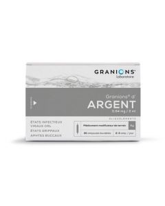 Granionsd'Argent 0,64Mg/2Ml 30 Ampoules