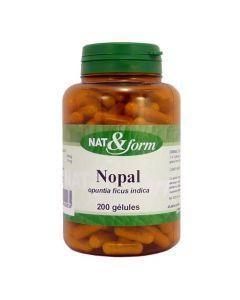 Nat&Form Nopal 200 Gélules