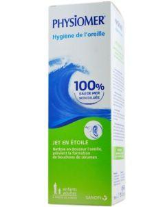 Physiomer Hygiène de l'Oreille 115ml