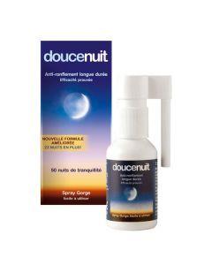 Douce Nuit Spray Pour la Gorge Anti-ronflement 60ml