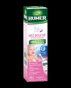 Humer Bébé et Enfant Nez Bouché Hypertonique 50ml