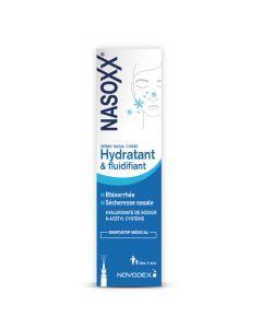Nasoxx Combi Hydratant Et Fluidifiant Spray Nasal 15ml