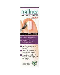 Novodex Nailner Stylo 2en1 4ml