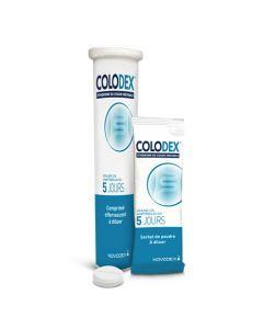 Colodex Syndrome Du Colon Irritable 5 Sachets Et 20 Comprimés