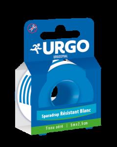 Urgo Urgosyval Sparadraps Blanc Résistant 5m x 2,5cm