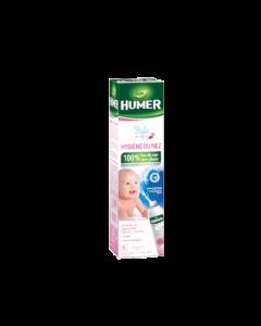 Humer Bébé et Enfant Hygiène du Nez 100% Eau de Mer 150ml