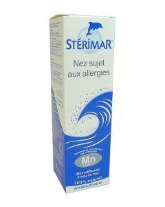 Stérimar Nez Sujet Aux Allergies Manganèse 100ml