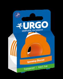 Urgo Urgoplastic 5m x 2,5cm Sparadraps Discret