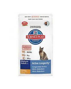 Hill's Science Plan Feline Mature Active Longevity Poulet 2kg
