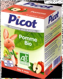 Picot Boisson à la Pomme Bio 10 Sachets