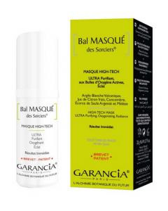Garancia Bal Masqué des Sorciers Masque High Tech Gel Crème Auto Moussant 20g