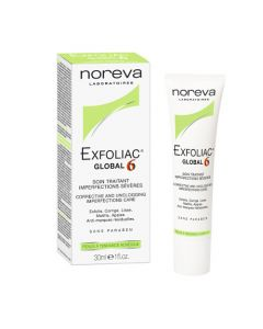 Noreva Exfoliac Global 6 30ml