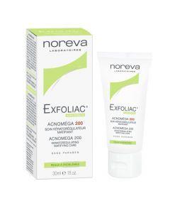Noreva Exfoliac Acnoméga 200 30ml
