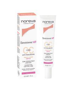 Noreva Sensidiane AR CC Crème Soin teinté anti-rougeurs 40ml