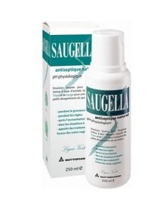 Saugella Antiseptique Naturel 250ml