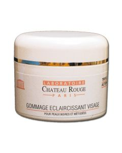 Château Rouge Gommage Éclaircissant Visage 50ml