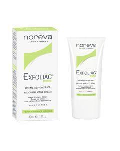 Noreva Exfoliac Crème Réparatrice et Hydratante 40ml
